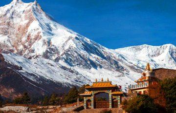 Le Tour De Manaslu