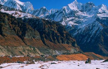 Sanctuaire de l'annapurna