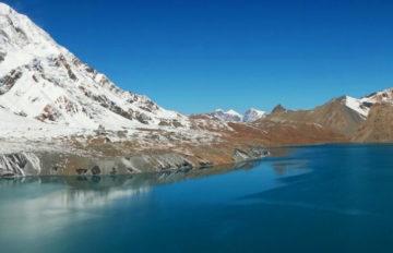 Tour des annapurnas via lac tilicho