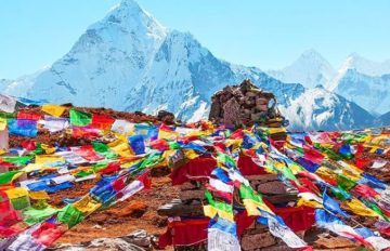 Classic Everest Base Camp Trek Drive In/ Fly Out