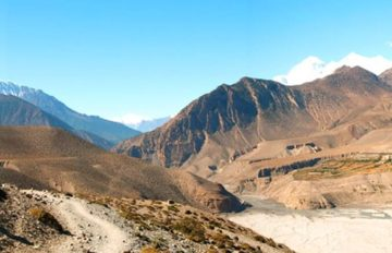 Jomsom fly in out tour (2 nights/ 3 days)