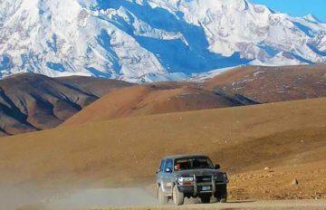 Tibet Overland Tour (07 nuits / 08 jours)